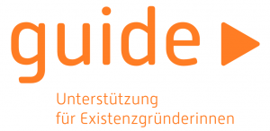 Logo guide - Unterstützung für Existenzgründerinnen